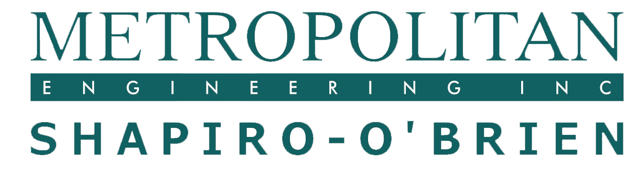 Metropolitan Engineering, Inc./Shapiro-O'Brien